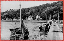 CPSM 14 DIVES-sur-Mer Calvados - Le Port De Dives Vers Houlgate ° Edit. Cassano - Dives