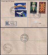 Afrique Du Sud - 1966 - Lettre - FDC - Yvert 298-305 - Afrique Du Sud (1961-...)