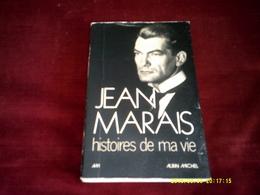 AUTOGRAPHE °° JEAN MARAIS  HISTOIRE DE MA VIE - Autographs