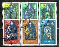ZIMBABWE /Oblitérés/Used/1994 - Noêl - Zimbabwe (1980-...)