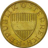 Monnaie, Autriche, 50 Groschen, 1989, TTB, Aluminum-Bronze, KM:2885 - Autriche