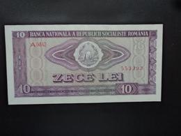 ROUMANIE : 10 LEI   1966     P 94a      NEUF - Romania