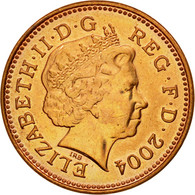 Monnaie, Grande-Bretagne, Elizabeth II, Penny, 2004, British Royal Mint, TTB - 1971-… : Monnaies Décimales