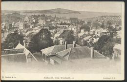 °°° 11978 - NEW ZEALAND - AUCKLAND FROM WINDMILL °°° - Nuova Zelanda