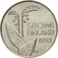 Monnaie, Finlande, 10 Pennia, 1992, TTB, Copper-nickel, KM:65 - Finlande