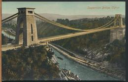 °°° 11982 - UK - SUSPENSION BRIDGE , CLIFTON °°° - Bristol