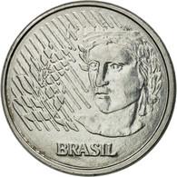 Monnaie, Brésil, 10 Centavos, 1994, TTB, Stainless Steel, KM:633 - Brazil