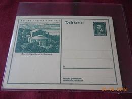 Carte Entier Postal D Allemagne - Briefe U. Dokumente