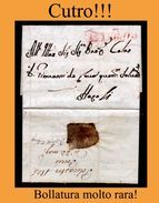 Cutro-00274 - Officina Di Posta Soppressa Nel 1806 - - Italia