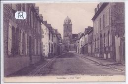 LOUDEAC- RUE PONTIVY - Loudéac