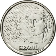 Monnaie, Brésil, 10 Centavos, 1996, TTB, Stainless Steel, KM:633 - Brasil