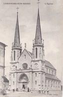 LAMARCHE SUR SAONE - L'Eglise - France
