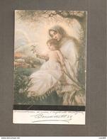 REGINA PACIS  CARTOLINA Formato Piccolo - Vergine Maria E Madonne
