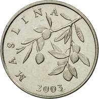 Monnaie, Croatie, 20 Lipa, 2003, TTB, Nickel Plated Steel, KM:7 - Croatie