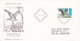Finland FDC 1970 European Conservation Year (DD20-46) - FDC