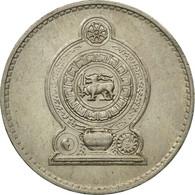 Monnaie, Sri Lanka, 2 Rupees, 1993, TTB, Copper-nickel, KM:147 - Sri Lanka