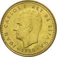 Monnaie, Espagne, Juan Carlos I, Peseta, 1981, SUP, Aluminum-Bronze, KM:816 - [ 5] 1949-… : Royaume