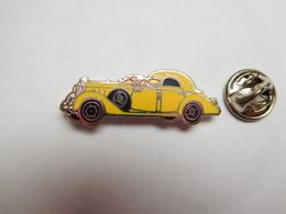 Superbe Pin's En EGF , Auto Ancienne , Hispano Suiza - Pin's
