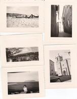 5 MINI-PHOTOS--ESPAGNE--ANDALOUSIE---autour De GIBRALTAR  ?---voir 2 Scans - Lieux