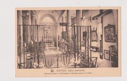 GISTOUX EGLISE PAROISSIALE - Chaumont-Gistoux