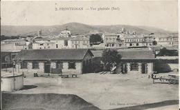 Carte Postale Ancienne De Frontignan Vue Générale (sud ) - Frontignan