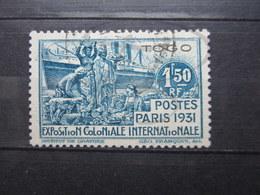 VEND BEAU TIMBRE DU TOGO N° 164 !!! - Togo (1914-1960)