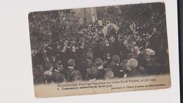 WIJNEGEM PLECHTIGE BEGRAFENIS VAN WIJLEN KAREL VERBIST 26/7/1909 - Wijnegem