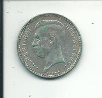 20 Frs    1933 Fr Argent Pos A - 1909-1934: Albert I