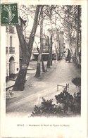 FR66 CERET - Lamiot - Boulevard Saint Roch Et Tours Du Barry - Belle - Ceret