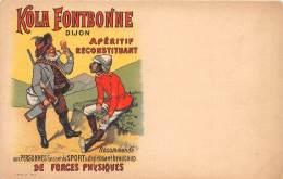 21 - COTE D OR / Dijon - 2111651 - Carte Illustrée - Kola Fontbonne - Dijon