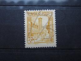 VEND BEAU TIMBRE DE TUNISIE N° 172 , X !!! - Tunisie (1888-1955)
