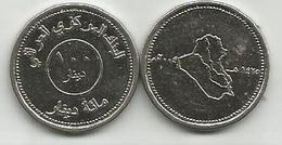 Iraq  100 Dinars 2004. - Iraq