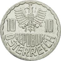 Monnaie, Autriche, 10 Groschen, 1991, Vienna, TTB, Aluminium, KM:2878 - Autriche