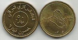 Iraq  50 Dinars 2004. - Iraq
