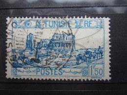 "VEND BEAU TIMBRE DE TUNISIE N° 140 , CACHET "" BIZERTE "" !!! - Tunisie (1888-1955)"