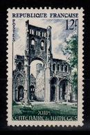 YV 985 Jumieges N** Cote 2 Euros - Francia