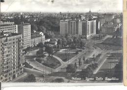 MILANO,PIAZZA DELLA REPUBBLICA.VIAGGIATA..1959-FG-603-T - Milano