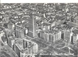 MILANO,DALL AEREO.VIAGGIATA.NO.1955-FG-604-T - Milano