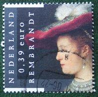 Rembrandt ; NVPH 2431 (Mi 2412) 2006 Gestempeld / Used NEDERLAND / NIEDERLANDE / NETHERLANDS - Used Stamps