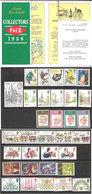Great Britain 1980 Collectors Pack, Birds, Sceneries, Conductors, Rugby, Christmas, Train, Mi 817-860  Not Definities - 1952-.... (Elizabeth II)