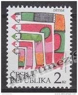 Czech Republic - Tcheque 1994 Yvert 44 Day Of The Children - MNH - Tchéquie