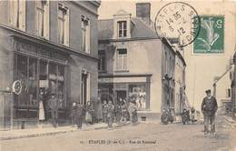 62-ETAPLES-RUE DE ROSAMEL - Etaples