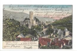 20511 - Eppstein I. Taunus Ruine Mit Untgebung - Taunus