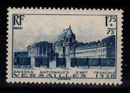 YV 379 N** Versailles Cote 46 Eur - Neufs