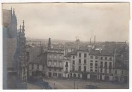 """Réelle Photo Du Début Du Siècle (+/- 1920). Bordeaux """" Magasin Fers, Tôles ..... """". - Orte"""
