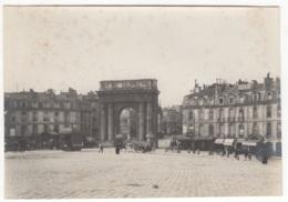 """Réelle Photo Du Début Du Siècle (+/- 1920). Bordeaux """" La Porte Salinière """". - Lieux"""