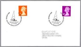 BEN AINSLIE - Triple Medalla De Oro Olimpica-Triple Plympic Gold Medallist - Vela - Sailing. Falmouth 2009 - Juegos Olímpicos