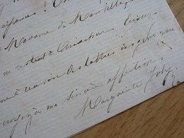 Marguerite OLAGNIER (1844-1906) Chanteuse & Compositrice OPERA Le Sais. Theatre ORATORIO. Autographe - Autographs