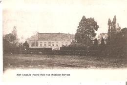 CP. Sint-Amands (PUERS) Huis Van Mijnheer Servaes - Puurs