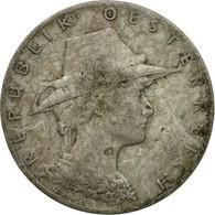 Monnaie, Autriche, 10 Groschen, 1925, TB, Copper-nickel, KM:2838 - Autriche